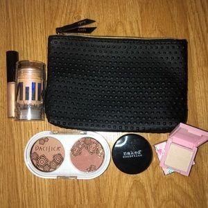 Highlight and bronzer bundle